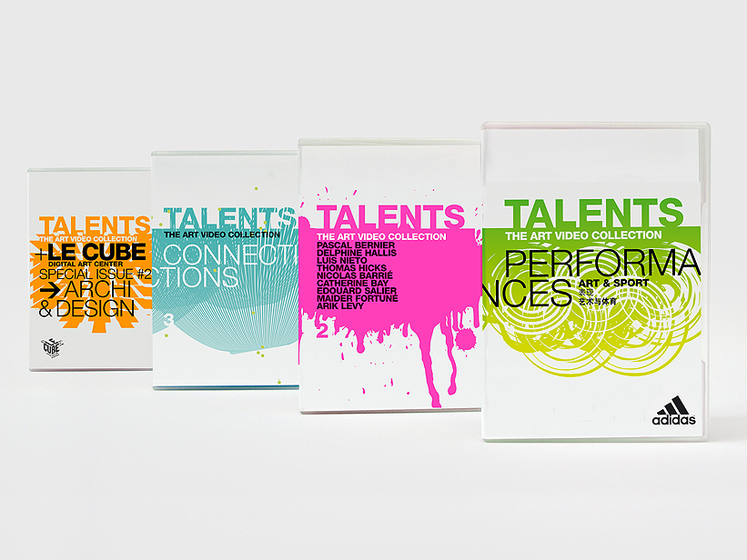 Talent - The art video collection